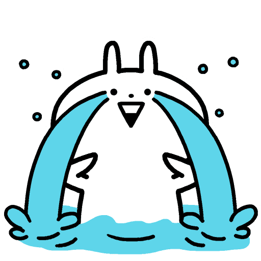 Usagyuuun - Sticker 16
