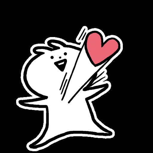 Usagyuuun - Sticker 10