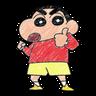 小新 - Tray Sticker