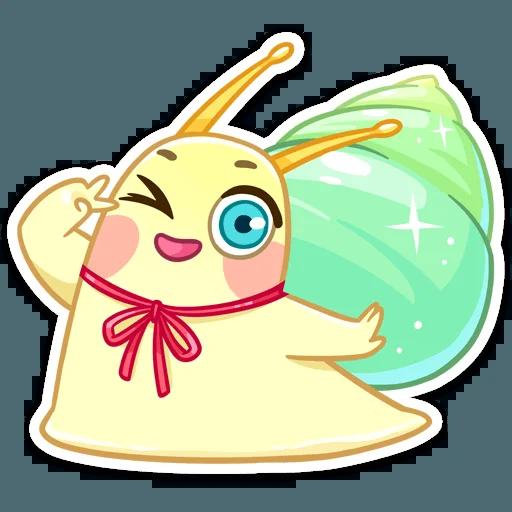 Snail - Sticker 1