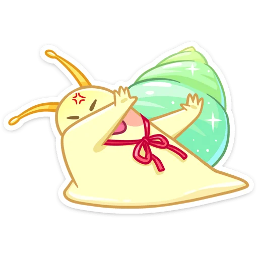 Snail - Sticker 17