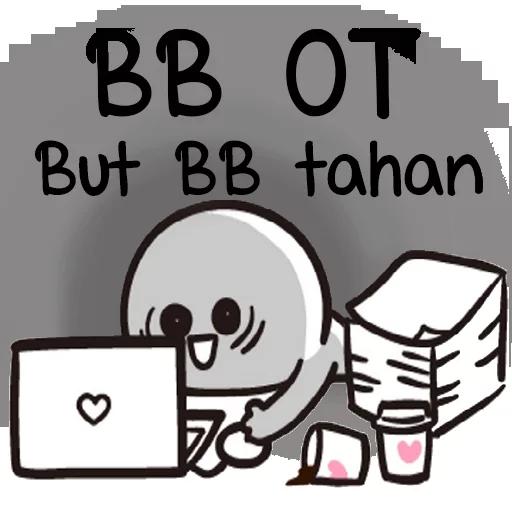 Bb3 - Sticker 11