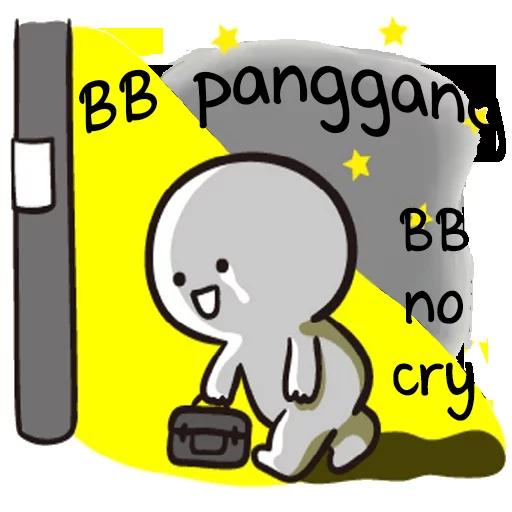 Bb3 - Sticker 12