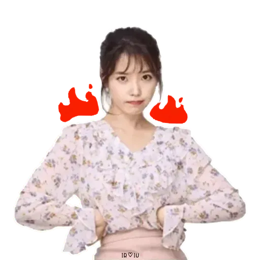 Iu - Sticker 12
