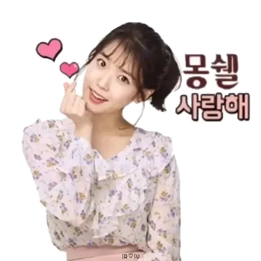 Iu - Sticker 14