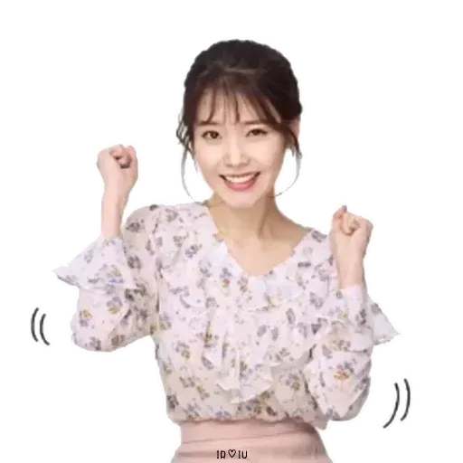 Iu - Sticker 17
