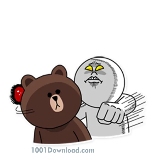Moon Mad - Sticker 23