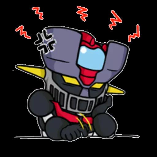 鐵甲Z - Sticker 9