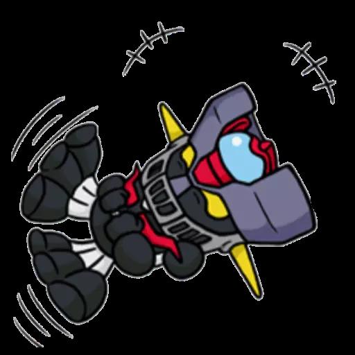 鐵甲Z - Sticker 21