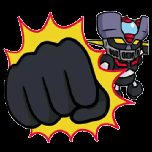鐵甲Z - Sticker 18