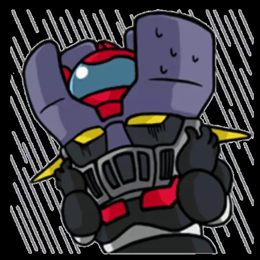 鐵甲Z - Sticker 19