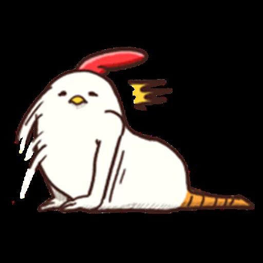 雞 - Sticker 15