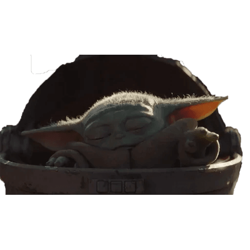 Baby Yoda - Sticker 8