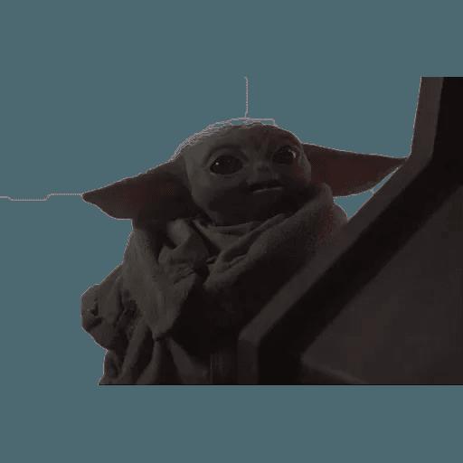 Baby Yoda - Sticker 13