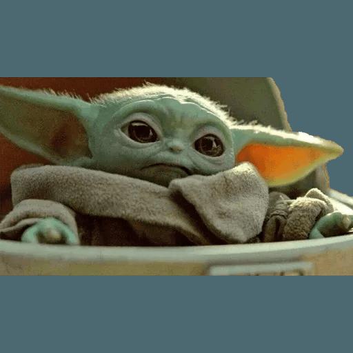 Baby Yoda - Sticker 9