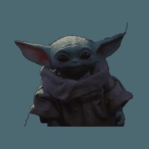 Baby Yoda - Sticker 18