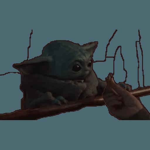 Baby Yoda - Sticker 22