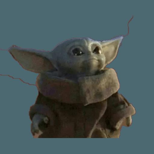 Baby Yoda - Sticker 10