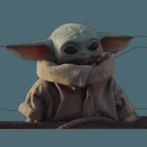 Baby Yoda - Sticker 21