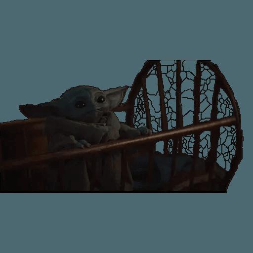 Baby Yoda - Sticker 20
