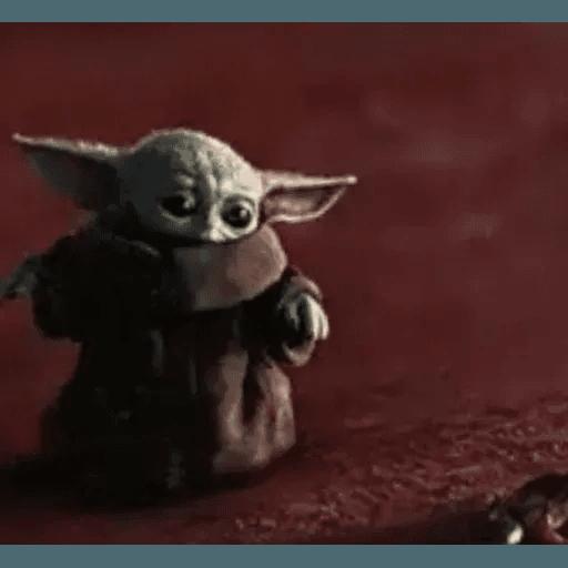 Baby Yoda - Sticker 12