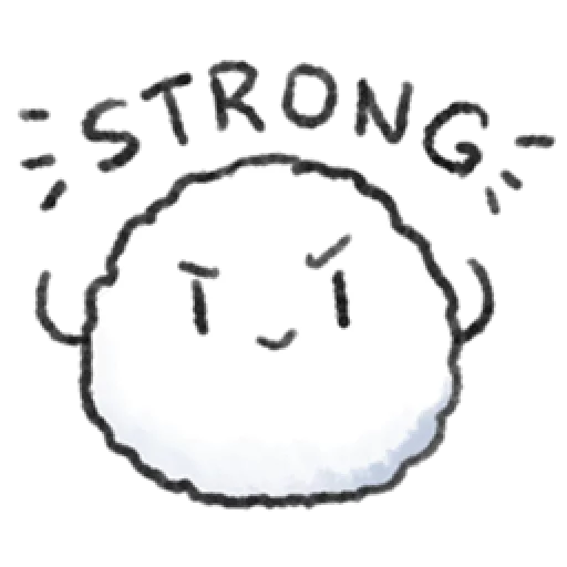 Little Cotton - Sticker 5
