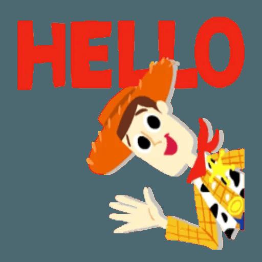 Toys story - Sticker 7