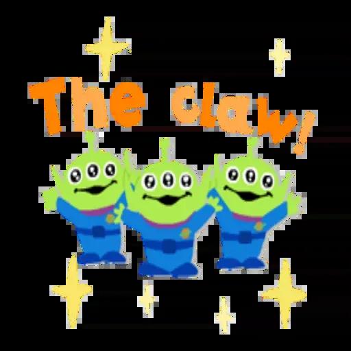 Toys story - Sticker 8