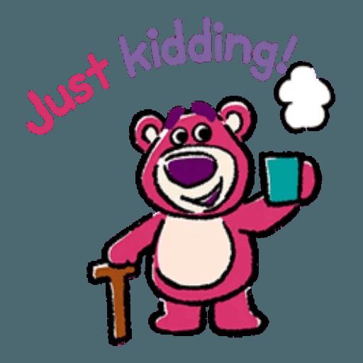 Toys story - Sticker 4