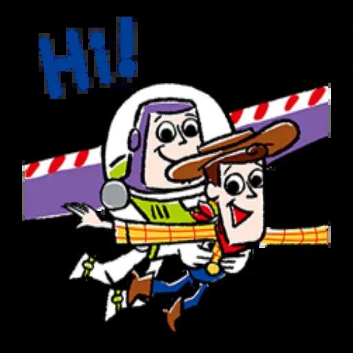 Toys story - Sticker 6