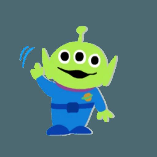 Toys story - Sticker 17