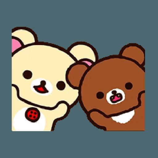 Rilakkuma 1 - Sticker 10