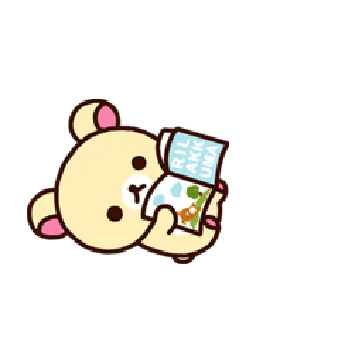 Rilakkuma 1 - Sticker 17