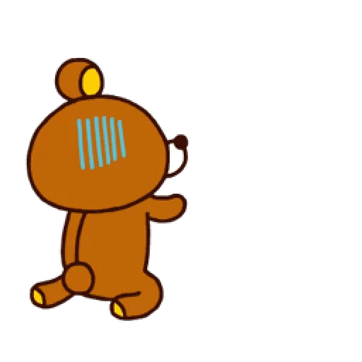 Rilakkuma 1 - Sticker 14