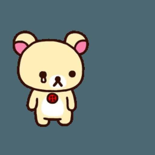 Rilakkuma 1 - Sticker 12