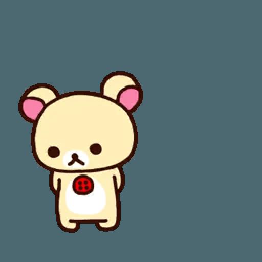 Rilakkuma 1 - Sticker 15