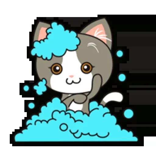 Kitty Bell - Sticker 28