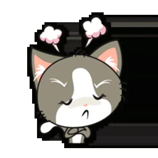 Kitty Bell - Sticker 21