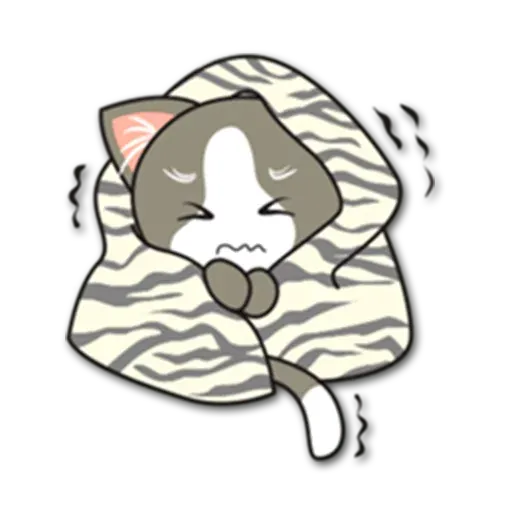 Kitty Bell - Sticker 4