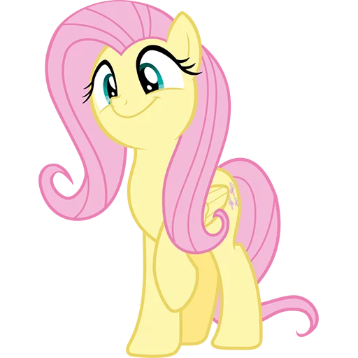 Fluttershy Pony - Sticker 20