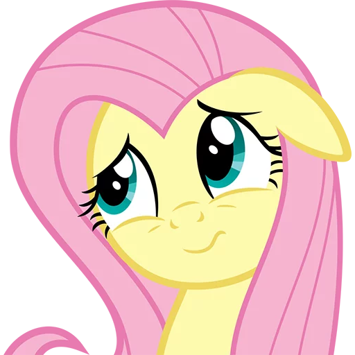 Fluttershy Pony - Sticker 18