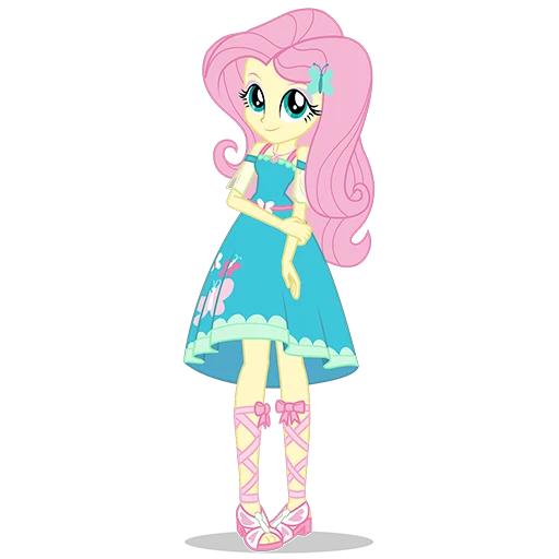 Fluttershy Pony - Sticker 3