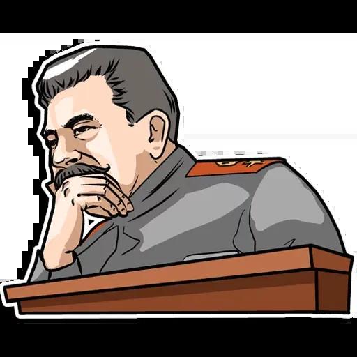 Сталин - Sticker 22