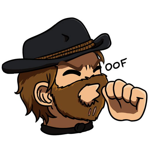 Red Dead Redemption 2 - Sticker 8