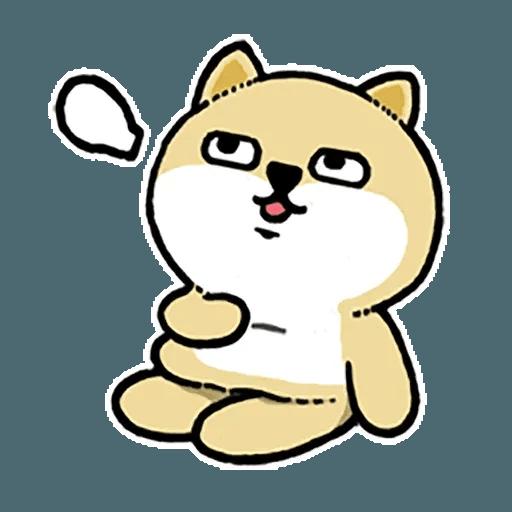 小肥柴11 - Sticker 28