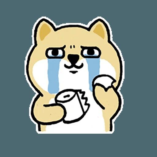 小肥柴11 - Sticker 27