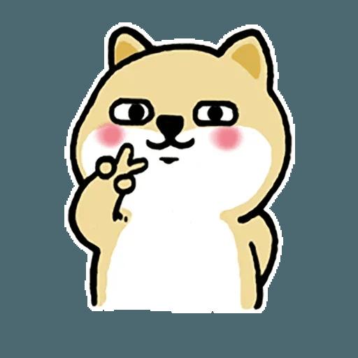 小肥柴11 - Sticker 16