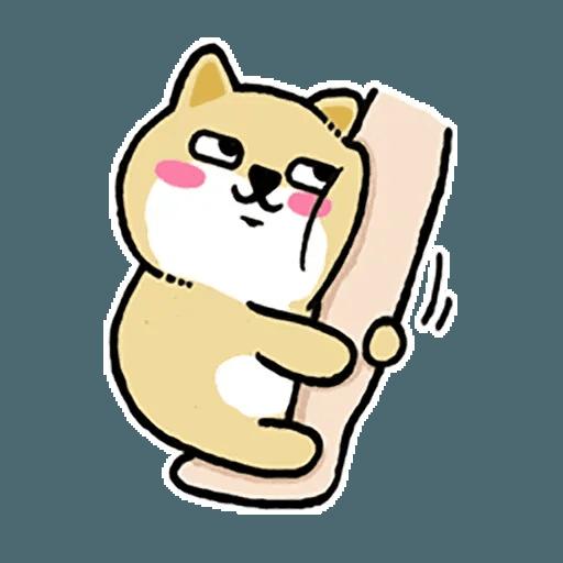 小肥柴11 - Sticker 17