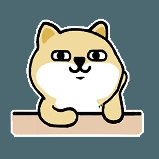 小肥柴11 - Sticker 13