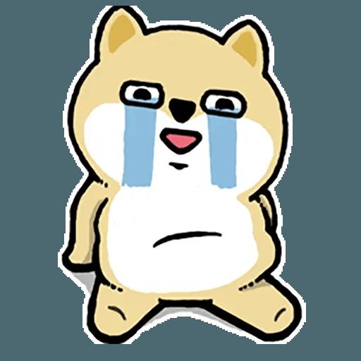 小肥柴11 - Sticker 18